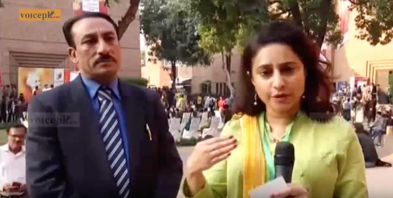 Munizae Jahangir Speaks with Humayun Zaman About the Plight of Kashmiris
