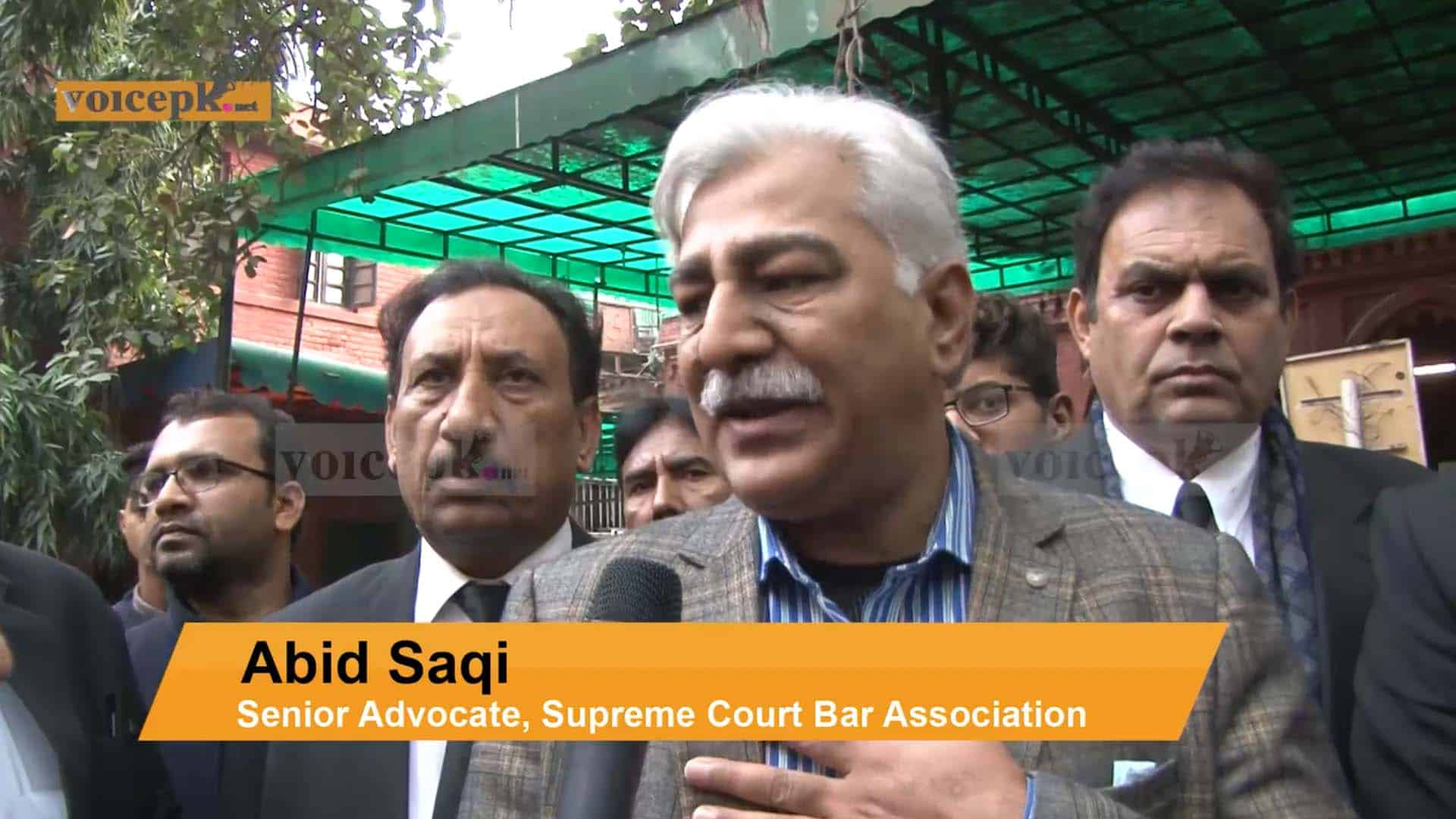 Abid Saqi on PIC violence
