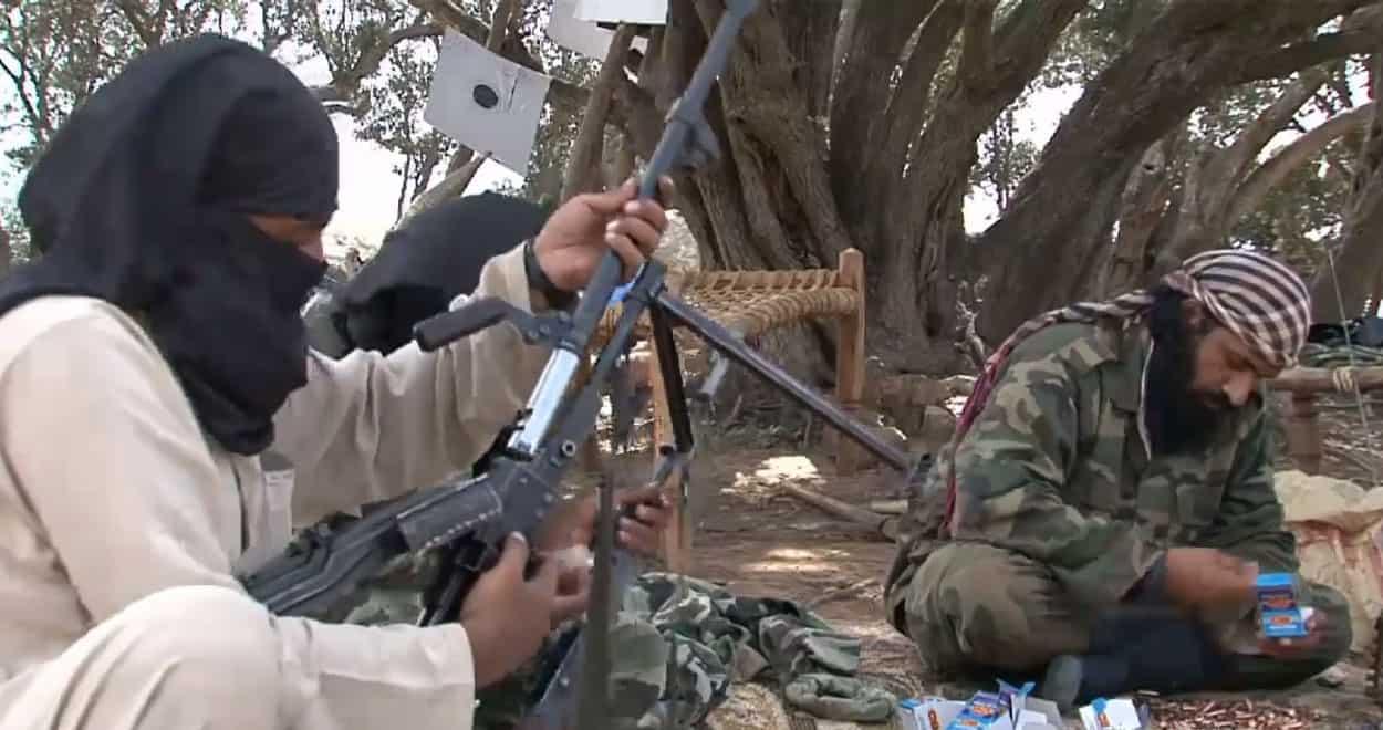 TTP re-emerge in Darra Adam Khel