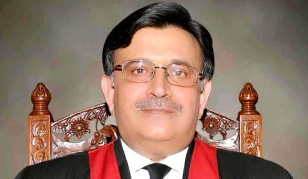 Justice Umar Ata Bandial
