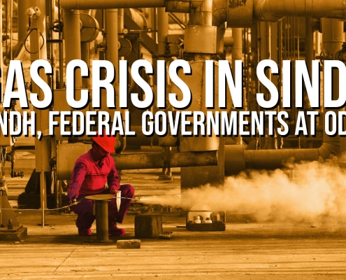 Gas Crisis in Sindh - Sindh, Federal Governments at Odds