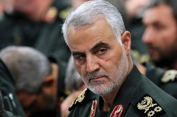 General Qasem Soleimani, Iran