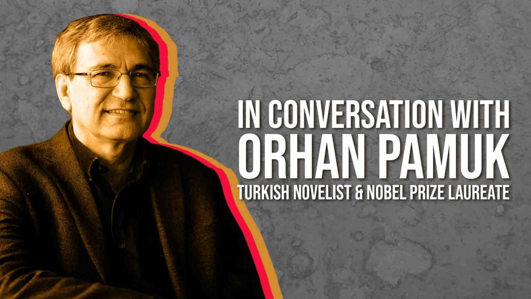 In Conversation with Orhan Pamuk - A voicepk.net Exclusive