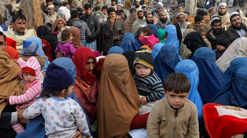 Afghans stranded as Pak-Afghan border closes amid pandemic