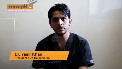 Doctors in Quetta