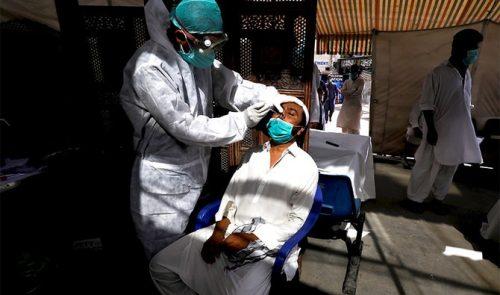 Coronavirus PCR testing in Pakistan