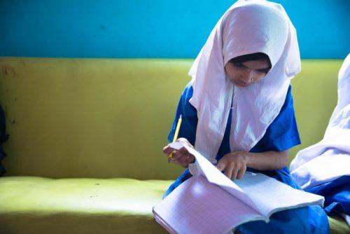 Pakistan school dropouts
