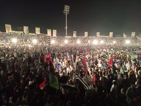 Pakistan Democractic Movement commences amidst threats of govt clampdown